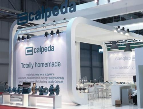 CALPEDA – MCE 2018